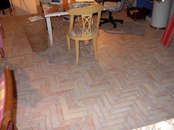 Pavimenti In Cotto A Spina Di Pesce : I mastri fornaciai pavimenti per l interno