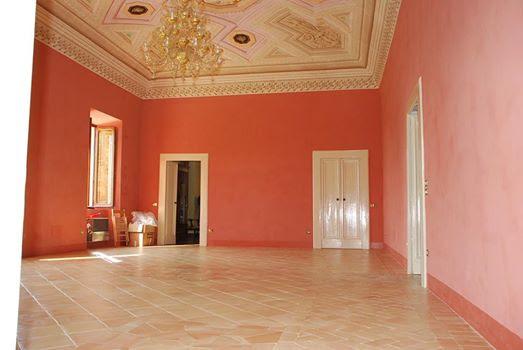 Finest colore giallo ocra per pareti esterne colore pareti - Parete giallo ocra ...